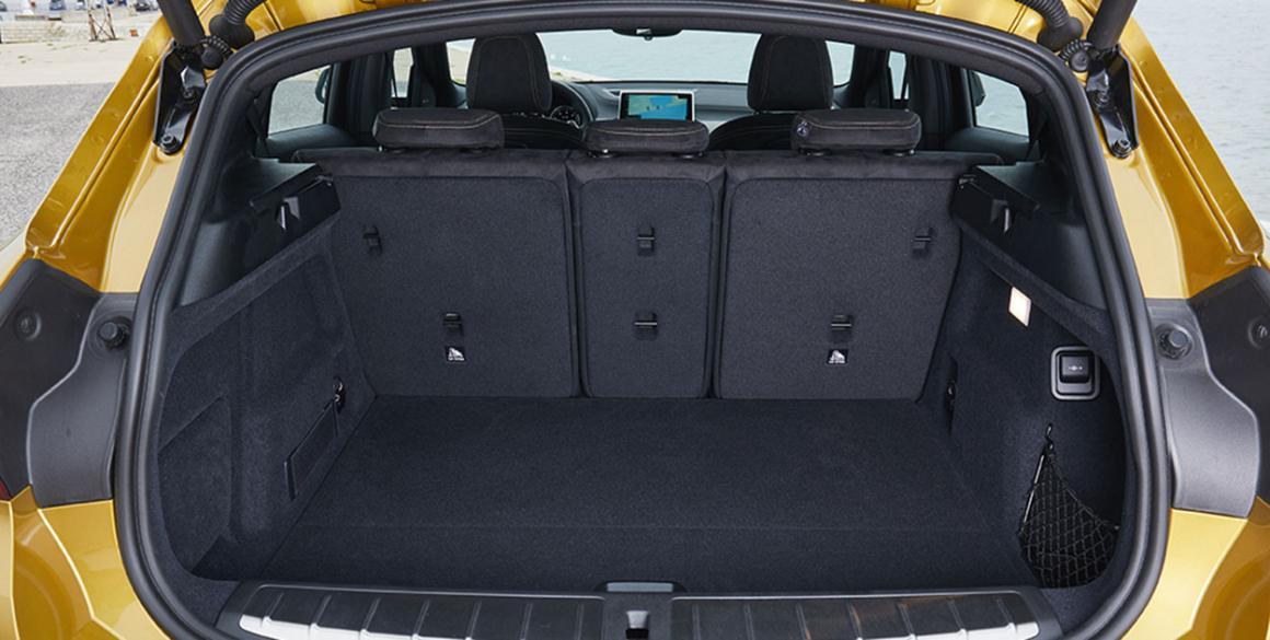 BMW x2 portamalas