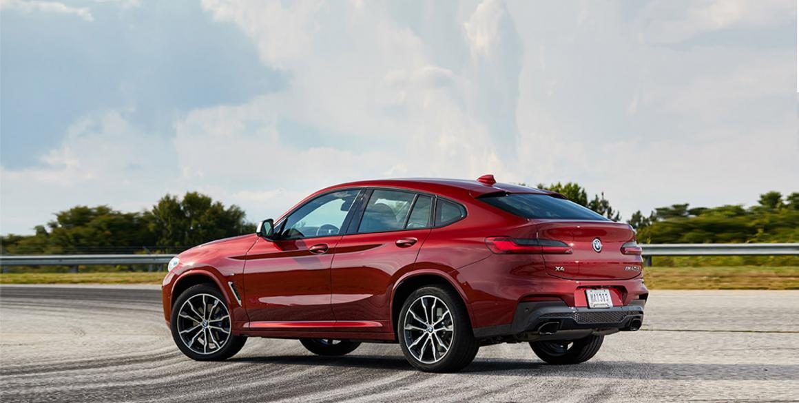 BMW-X4 lado