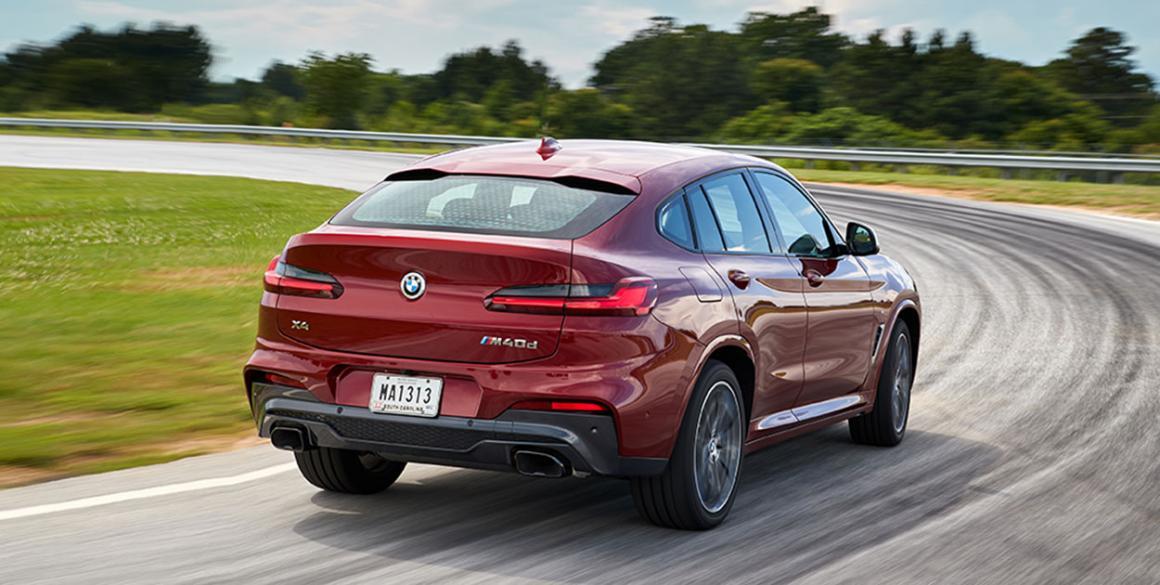 BMW-X4-tras