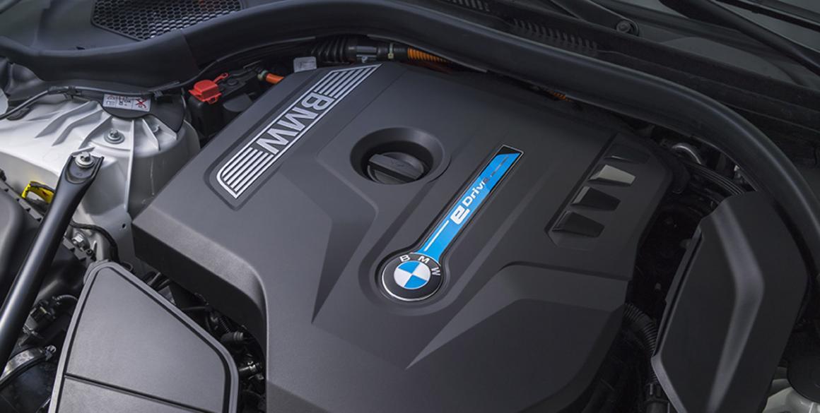 BMW 530e motor
