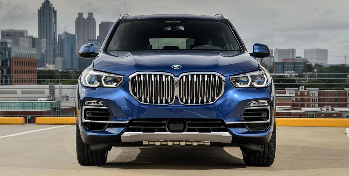 BMW-X5-frontal