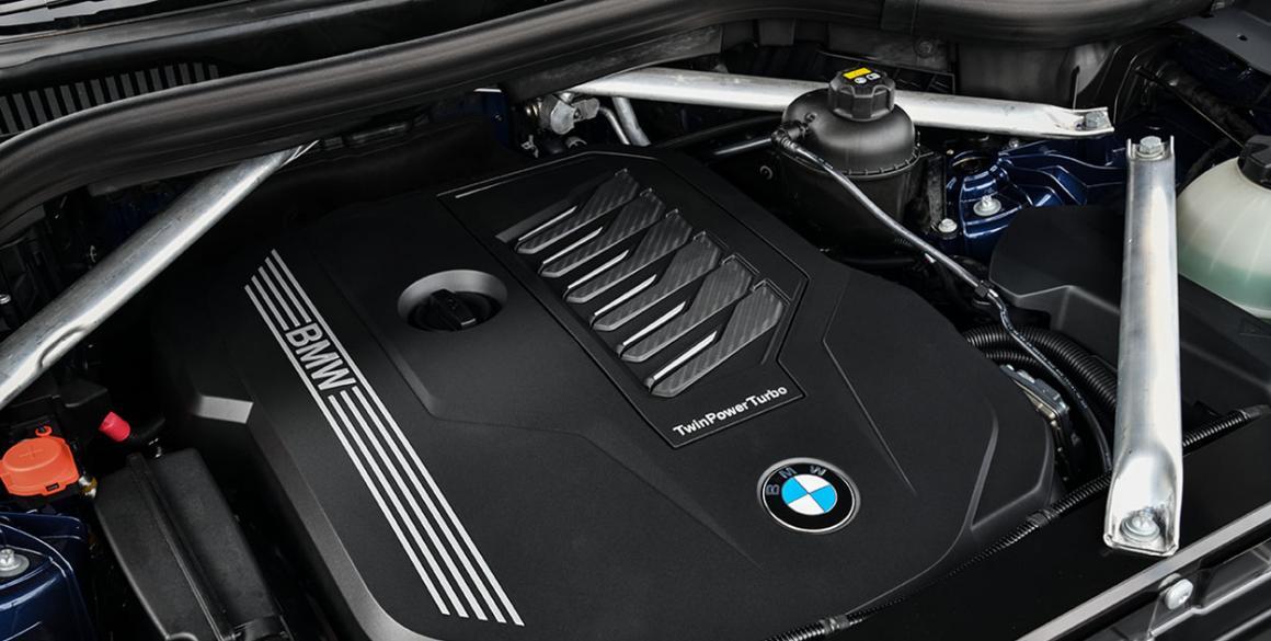 BMW-X5-motor