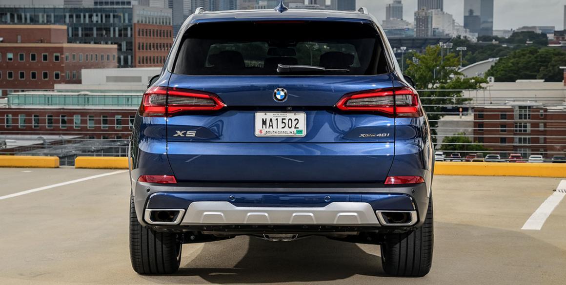 BMW-X5-tras