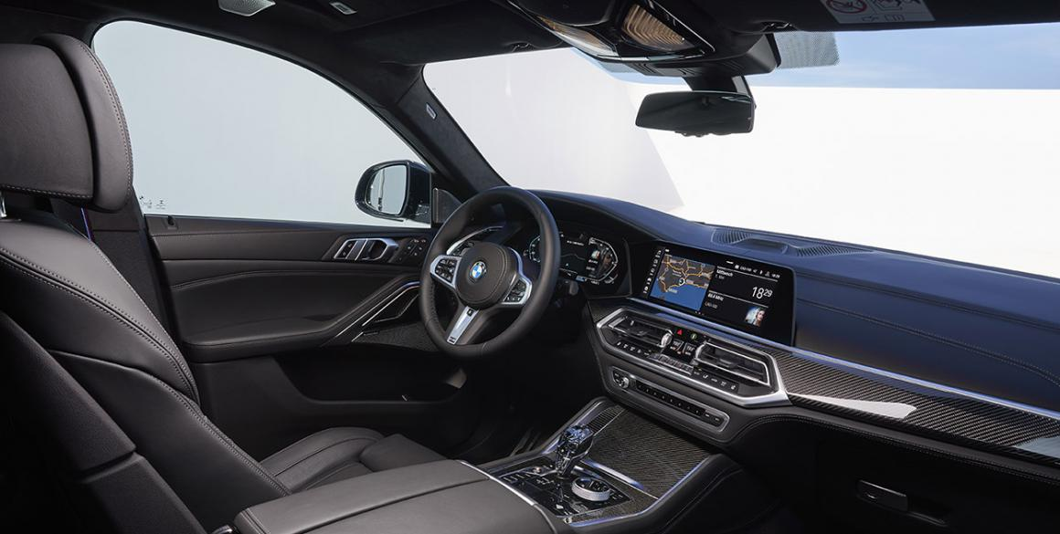 BMW-X6-interior