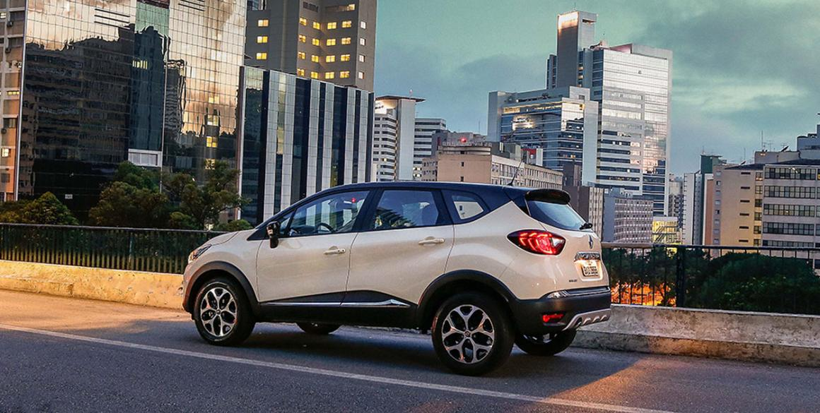 Renault CAPTUR lateral