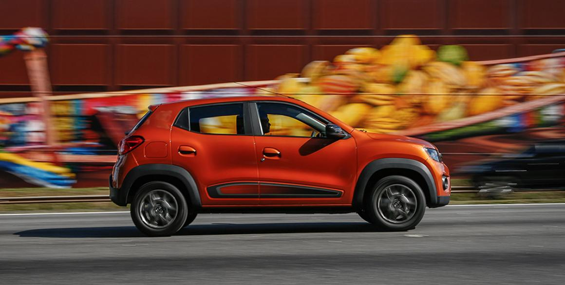 Renault Kwid lateral