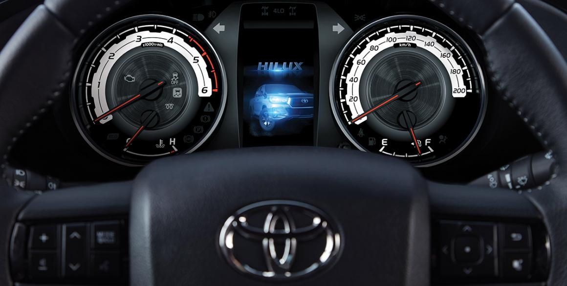 Toyota-Hilux-painel