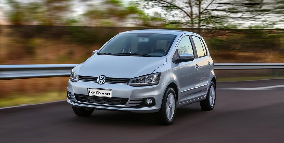 Volkswagen Fox-Connect-frente