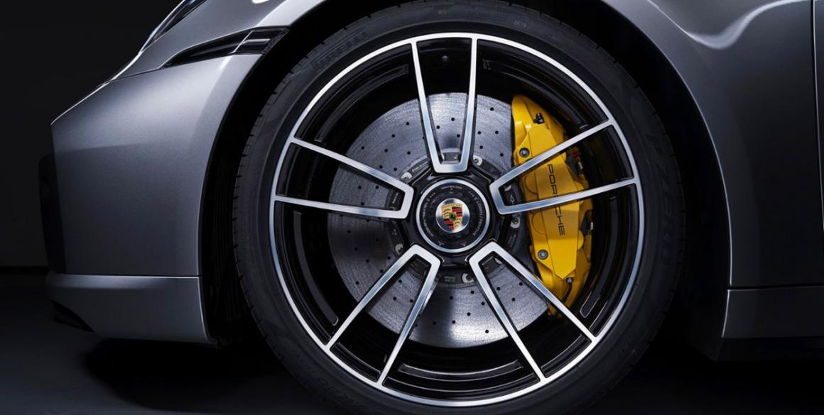 Porsch-911-pneu