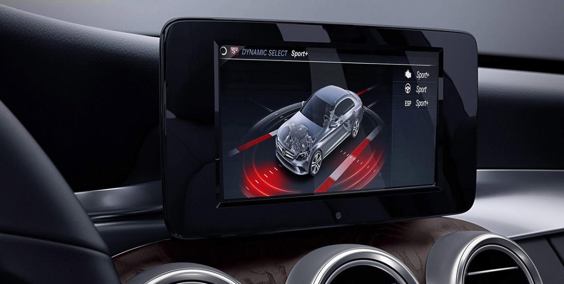 Mercedes-Classe-C-multim