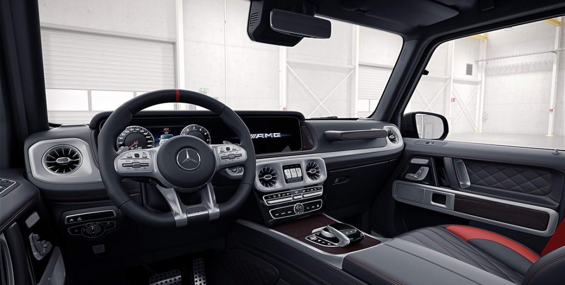Tudo Sobre Mercedes Benz Classe G G 63 Amg 0km Jornal Do Carro
