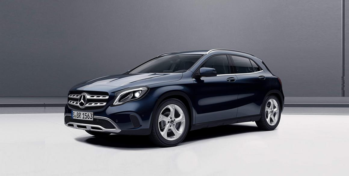 Mercedes GLA-200-frente