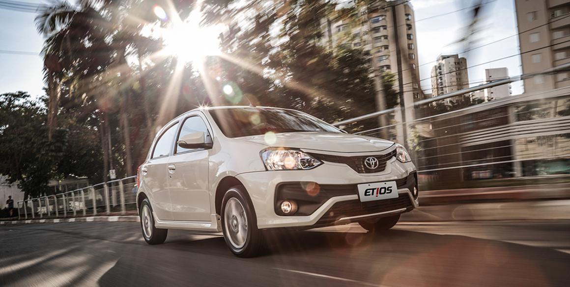 Toyota Etios 2020
