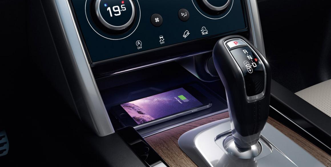 Land Rover Discovery-cambio