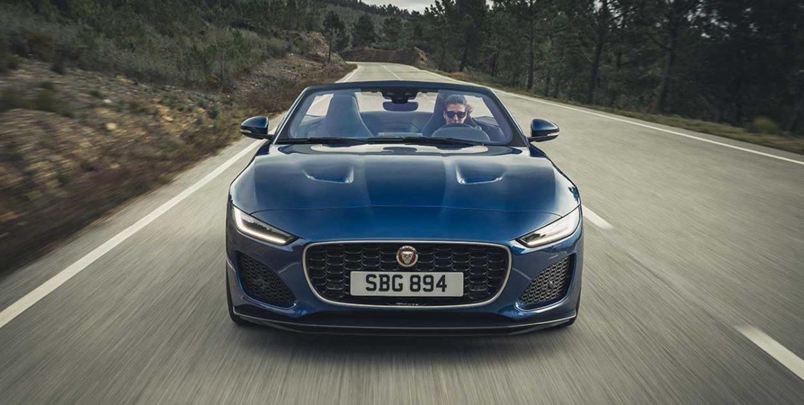 Jaguar F-Type-frontal