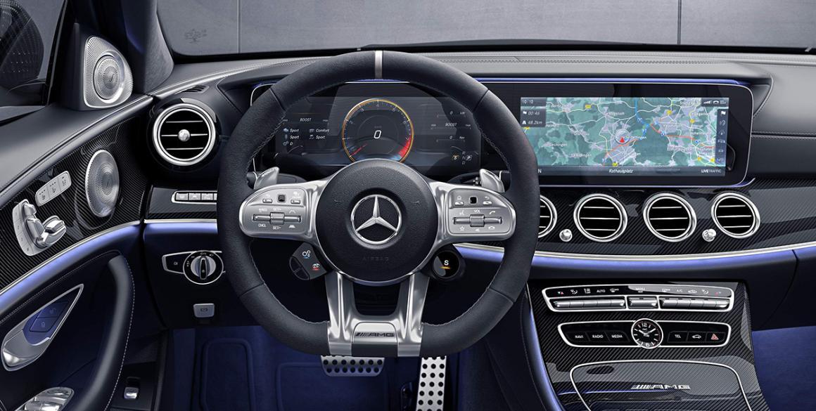 Mercedes-Classe-E-interior