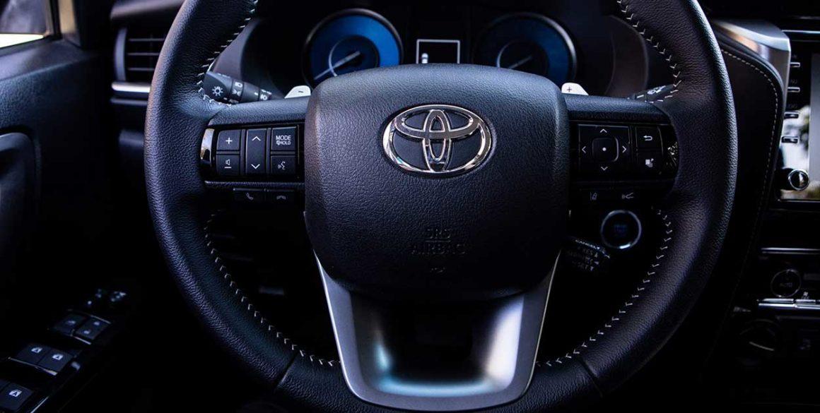 Toyota SW4-volante