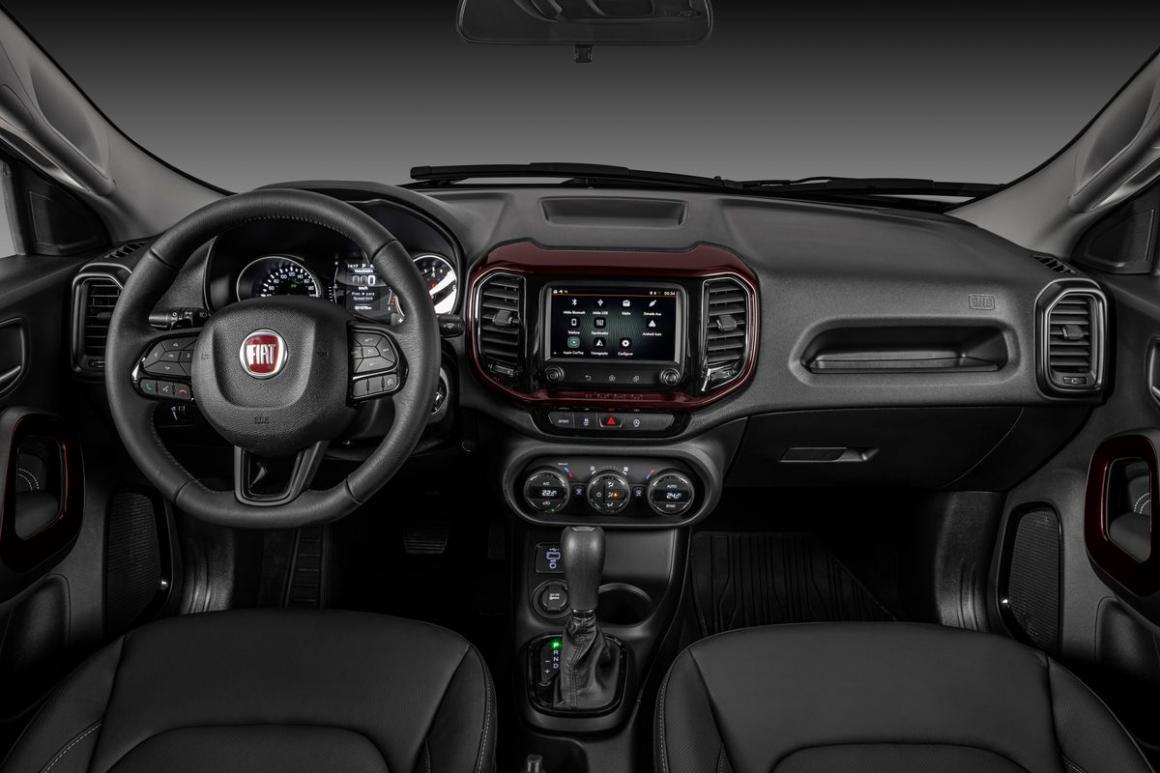 Fiat Toro Freedom 1.8 AT6 Flex  6