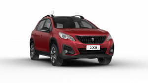 Peugeot 2008 GRIFFE Turbo THP 1.6 Automático