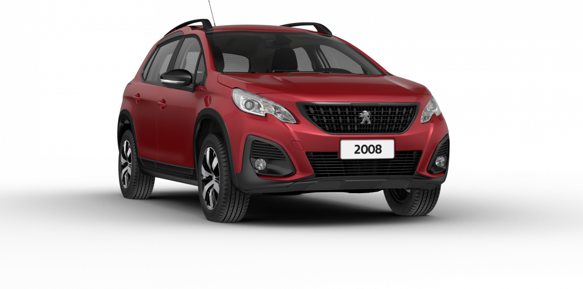 Peugeot 2008 ALLURE PACK 1.6 AT 0