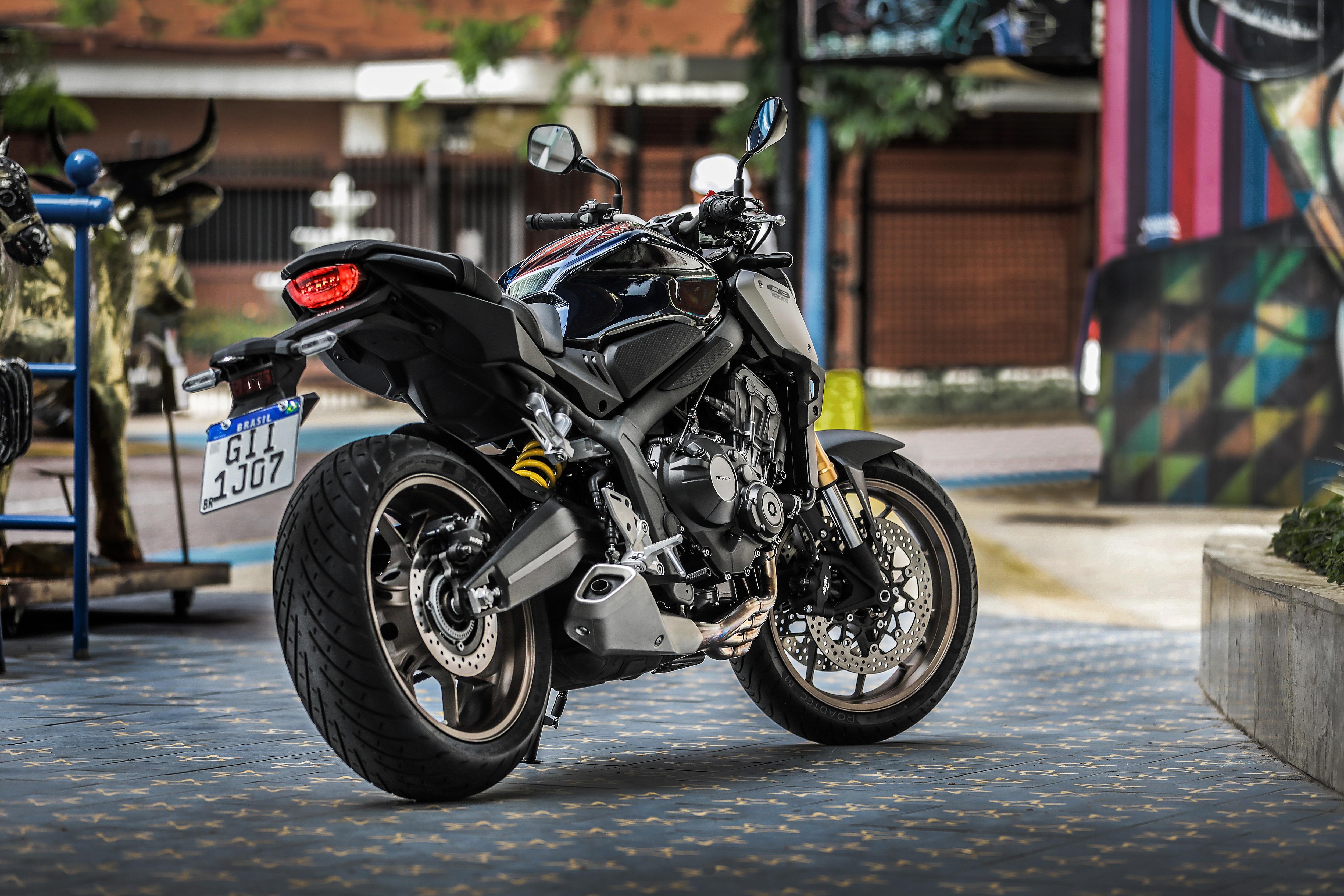 Honda revela valores da CB 650R e CBR 650R no Reino Unido