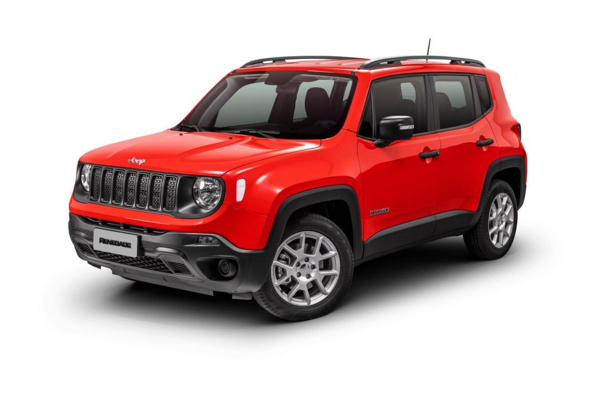 Jeep Renegade Sport 1.8 Flex 0