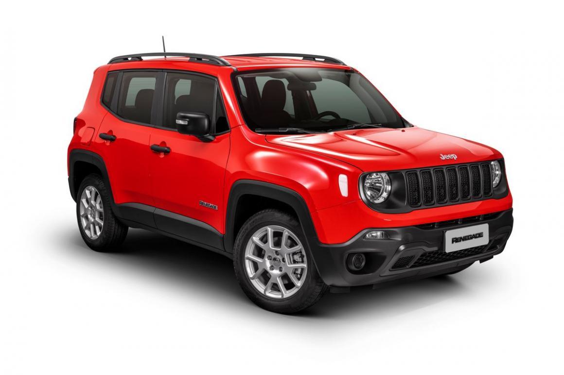 Jeep Renegade Sport 1.8 Flex 1