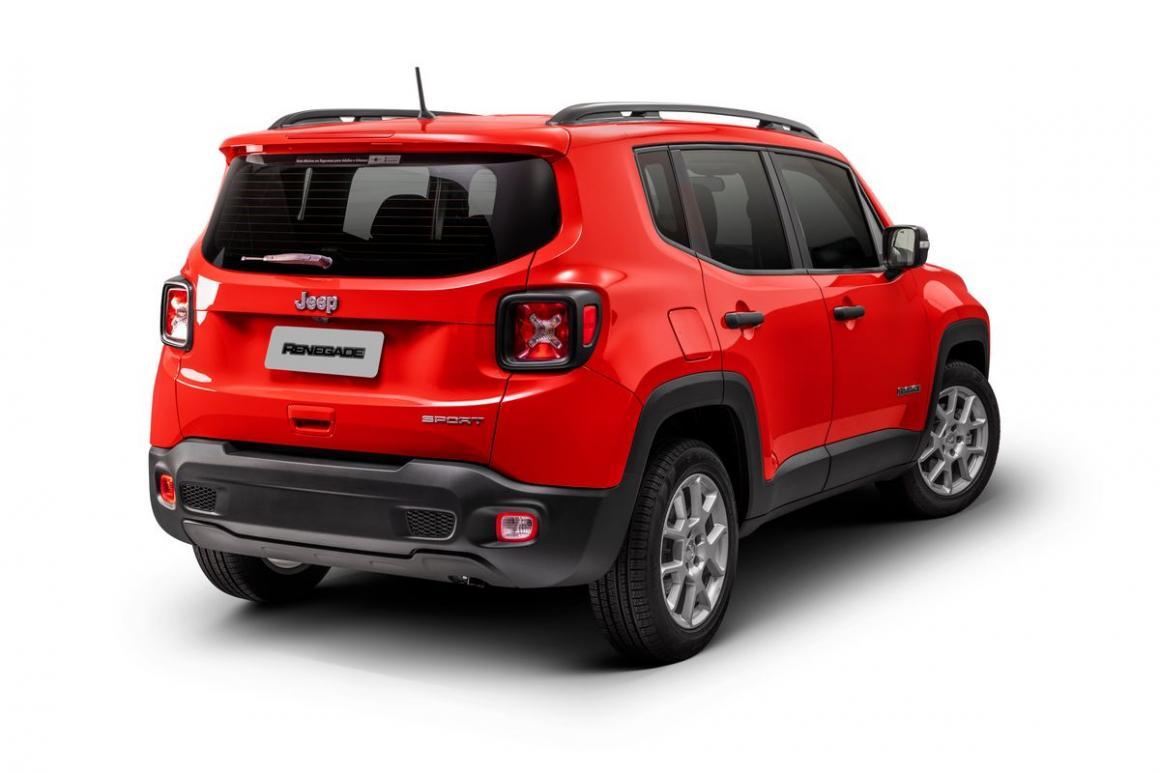 Jeep Renegade Sport 1.8 Flex 5