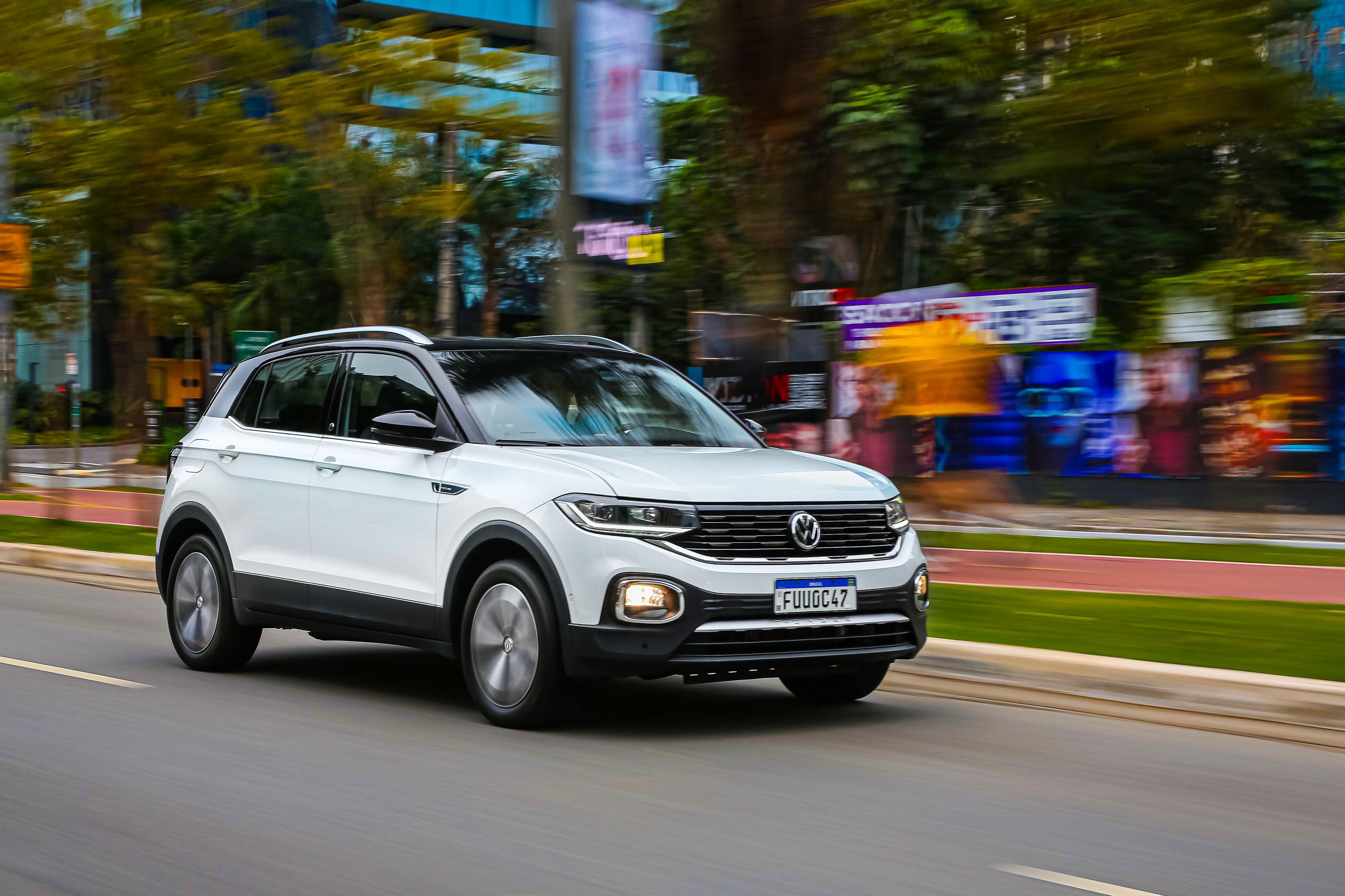 Novo Volkswagen Tiguan X E Um Cayenne Cupe Popular