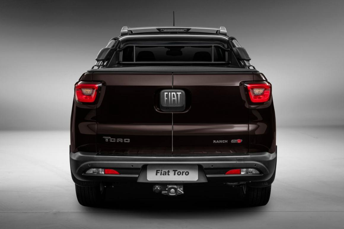 Fiat Toro Ranch 2.0 AT9 4x4 Diesel 3