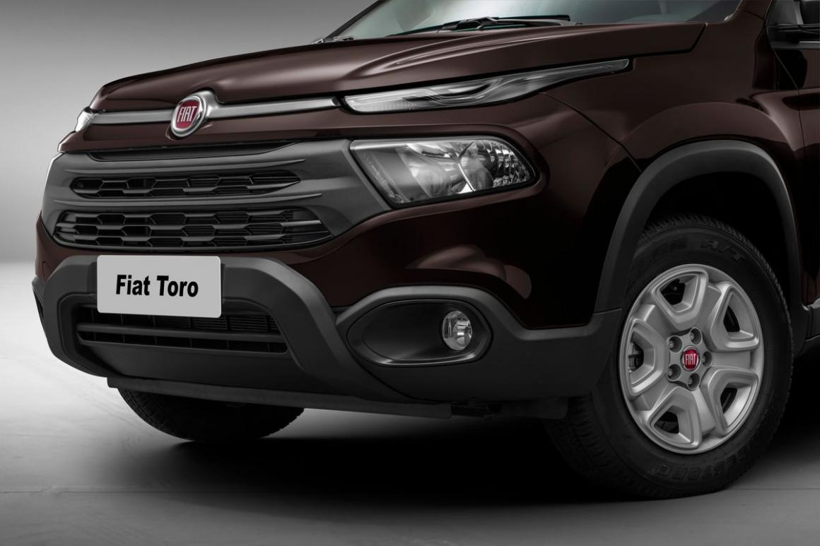 Fiat Toro Endurance 1.8 Flex  2