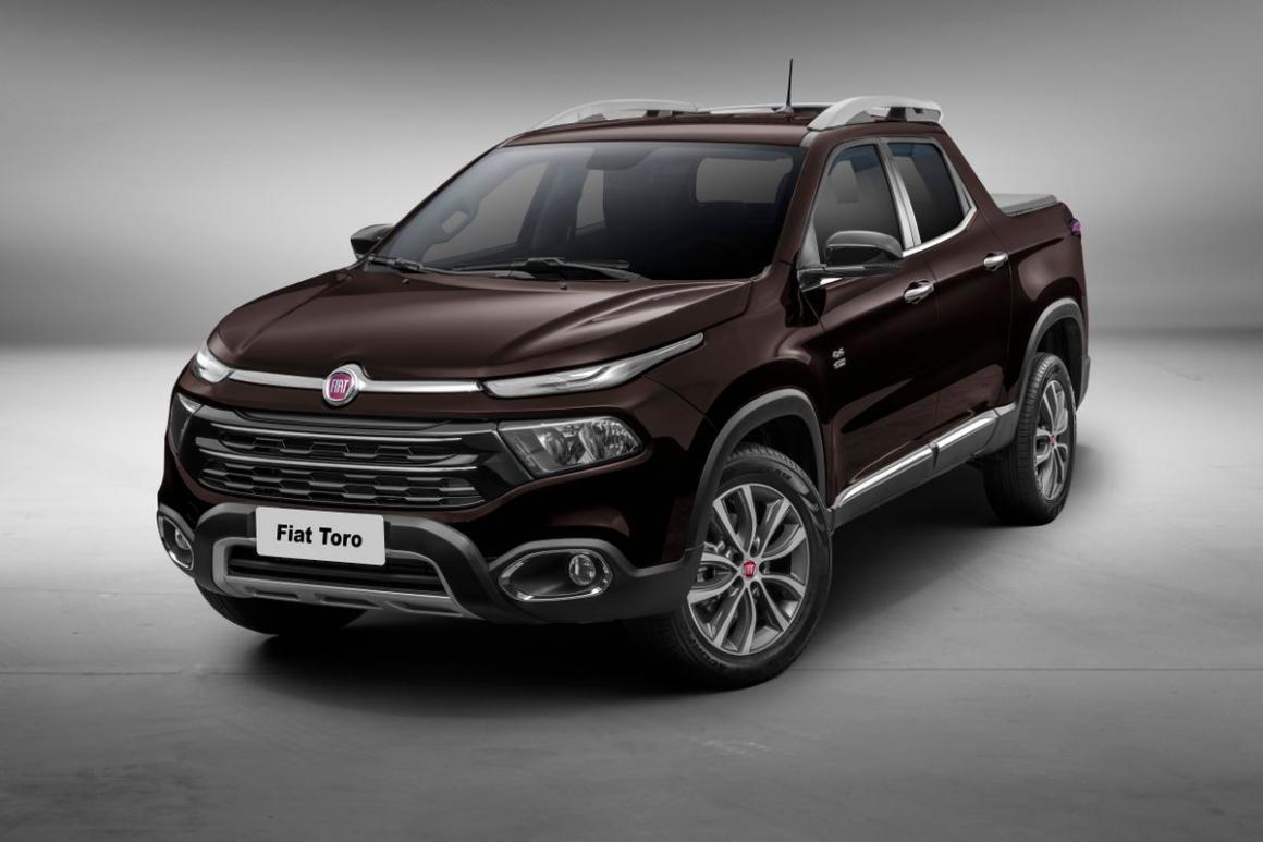 Fiat Toro Volcano 2.0 AT9 4x4 Diesel 0