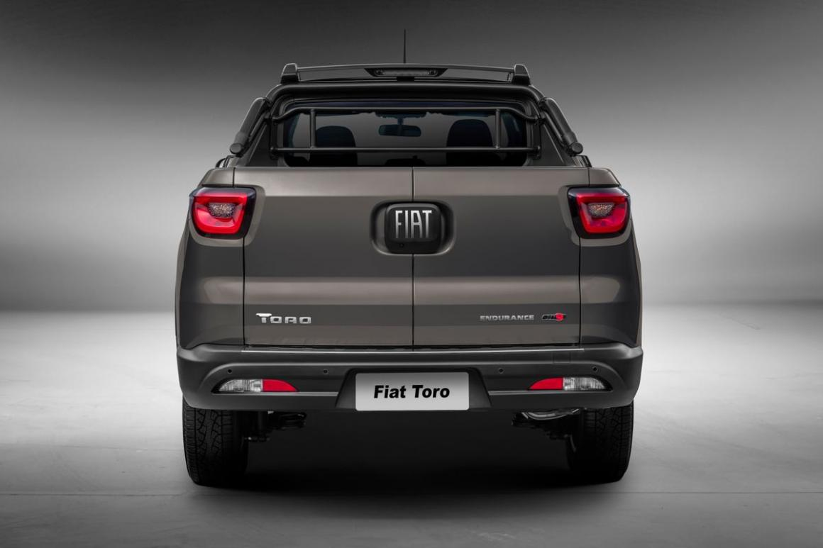 Fiat Toro Endurance 2.0 AT9 4X4 Diesel 4