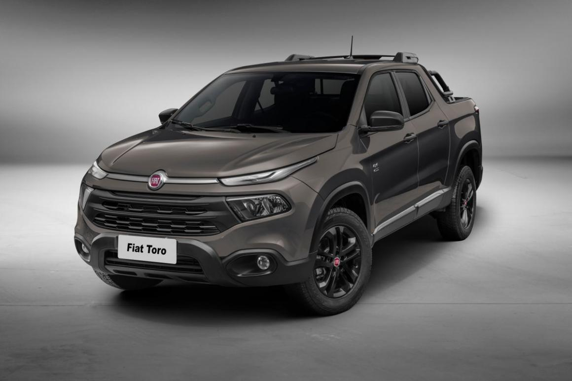 Fiat Toro Endurance 2.0 AT9 4X4 Diesel 2