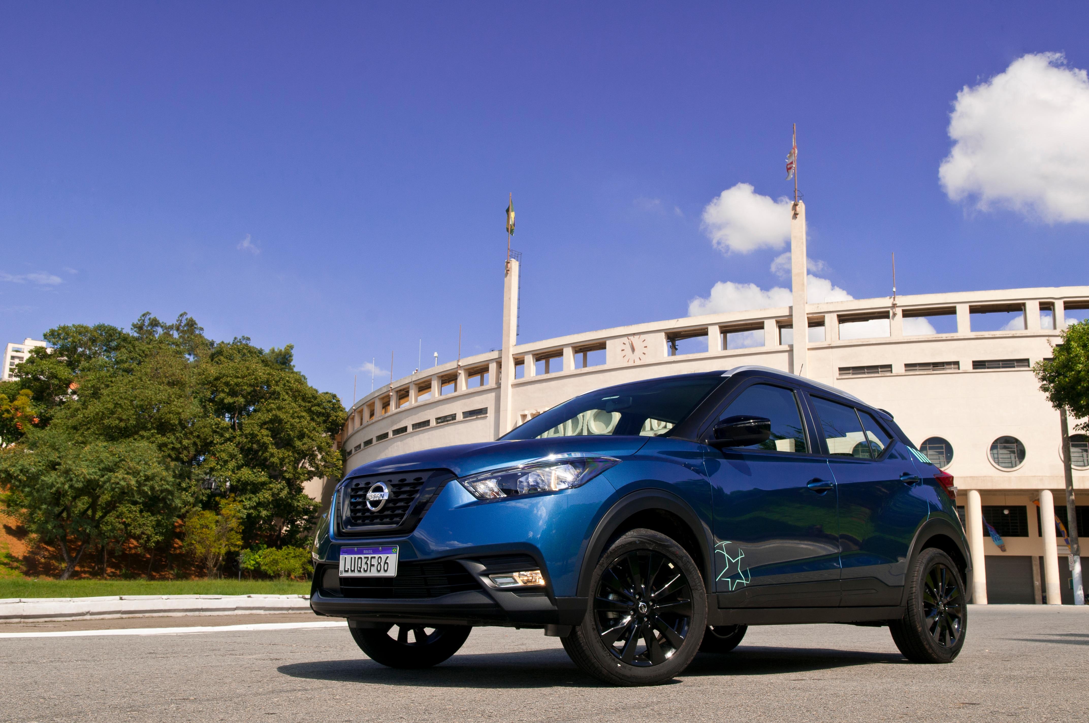 Nissan Kicks Uefa Champions League Retorna Por R 99 490 Jornal Do Carro Estadao