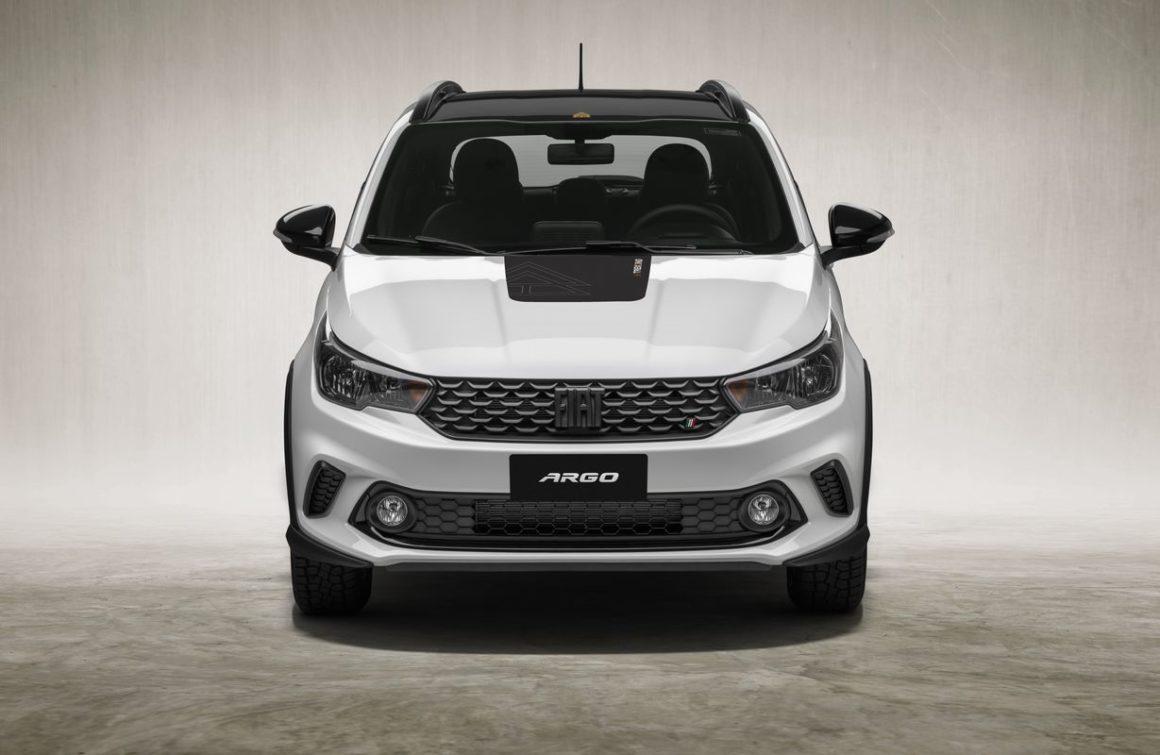 Fiat Argo Trekking 1.3  1