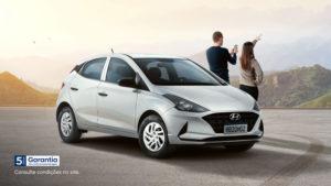 Hyundai HB20 Sense