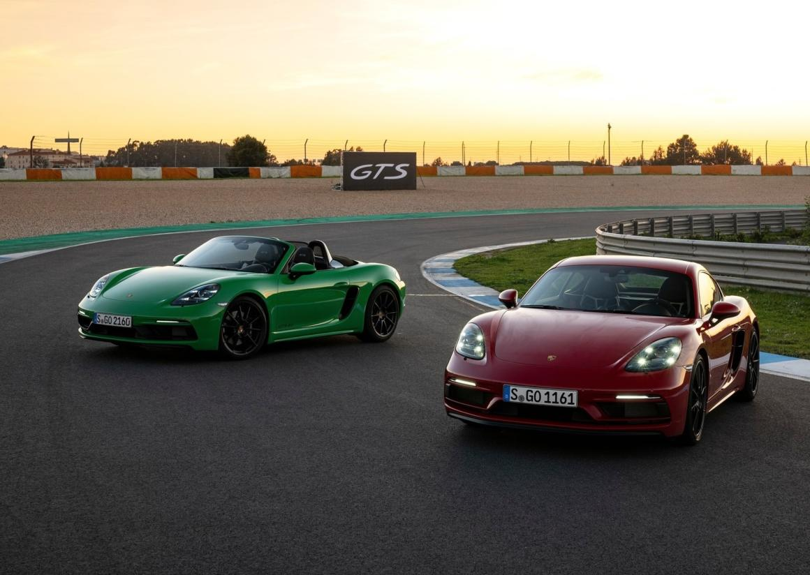 Porsche 718 Cayman Seis Cilindros Chega Ao Pais Com Cambio Pdk