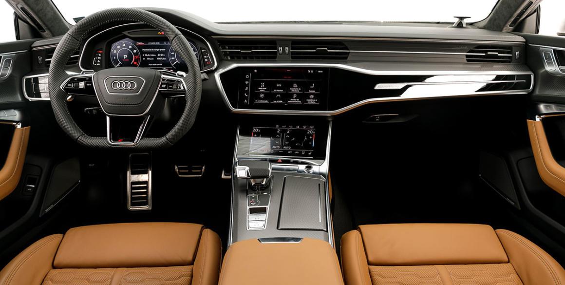 Tudo Sobre O Novo Audi Rs7 0km Guia De Compras Jornal Do Carro