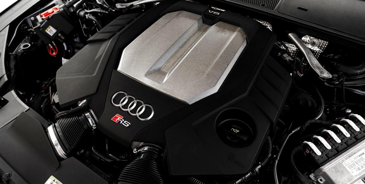 Audi-RS7-motor