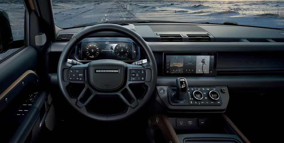 Land-Rover-Defender-painel