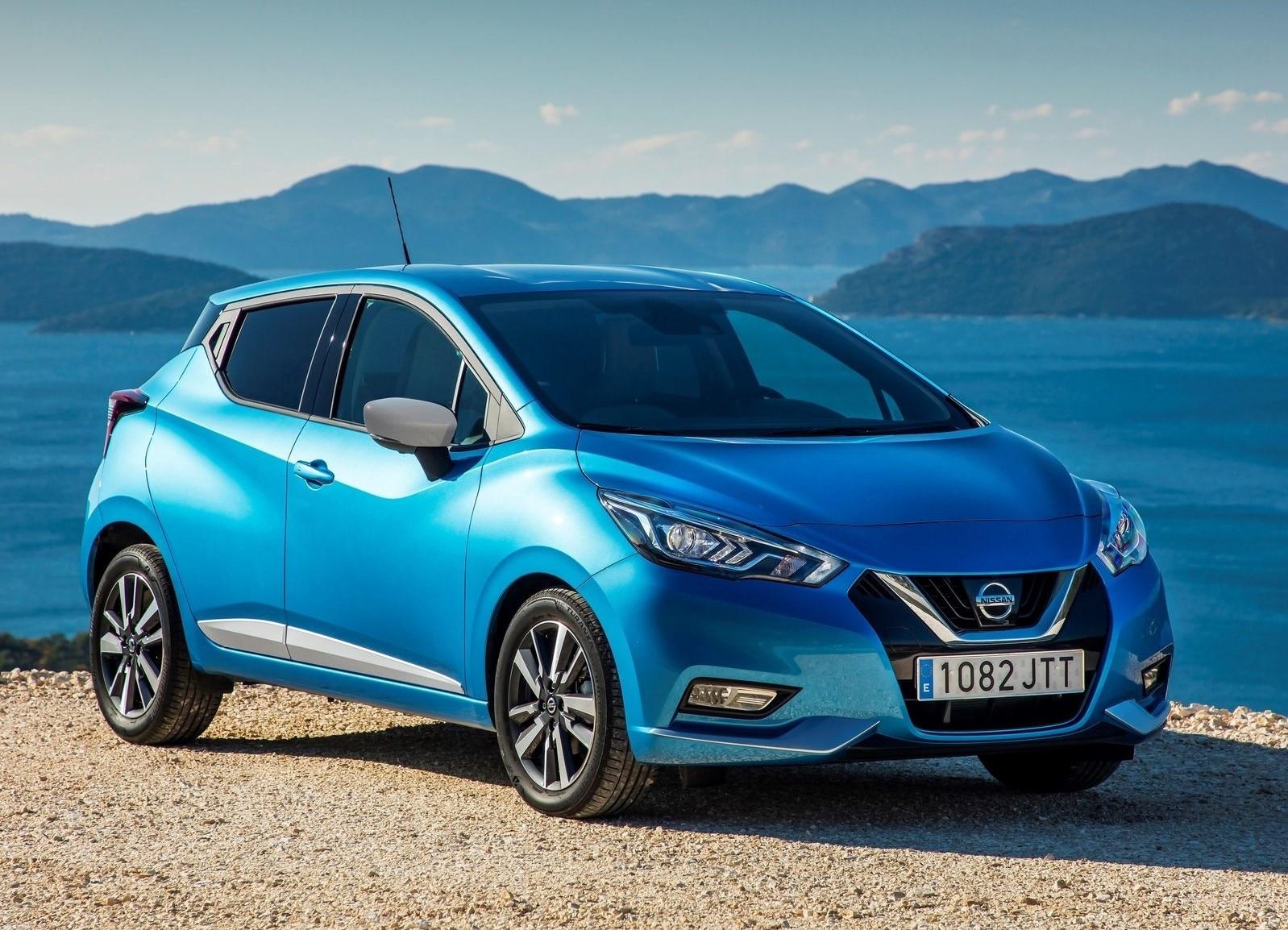 Renault Vai Desenvolver E Produzir Proxima Geracao Do Nissan March