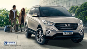 Hyundai Creta Prestige 2.0 AT