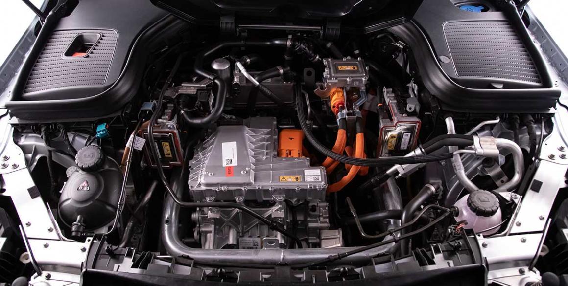 Mercedes-EQC-motor