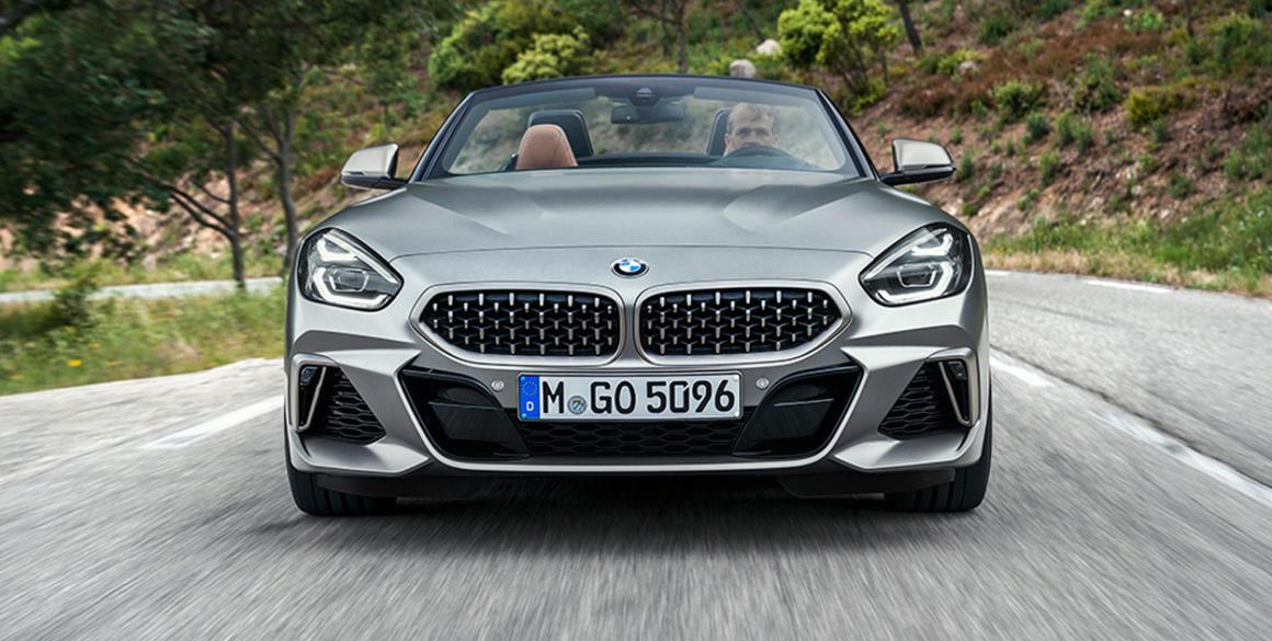 BMW-Z4-Frontal