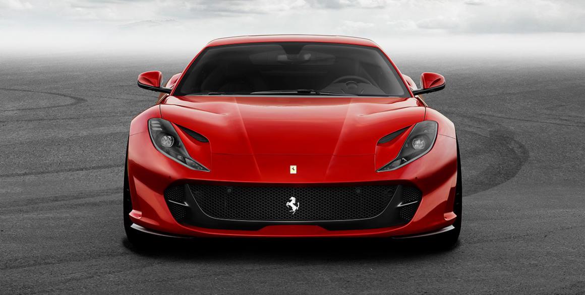 Ferrari-812-Superfast-frontal
