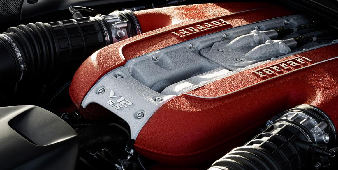 Ferrari-812-Superfast-motor