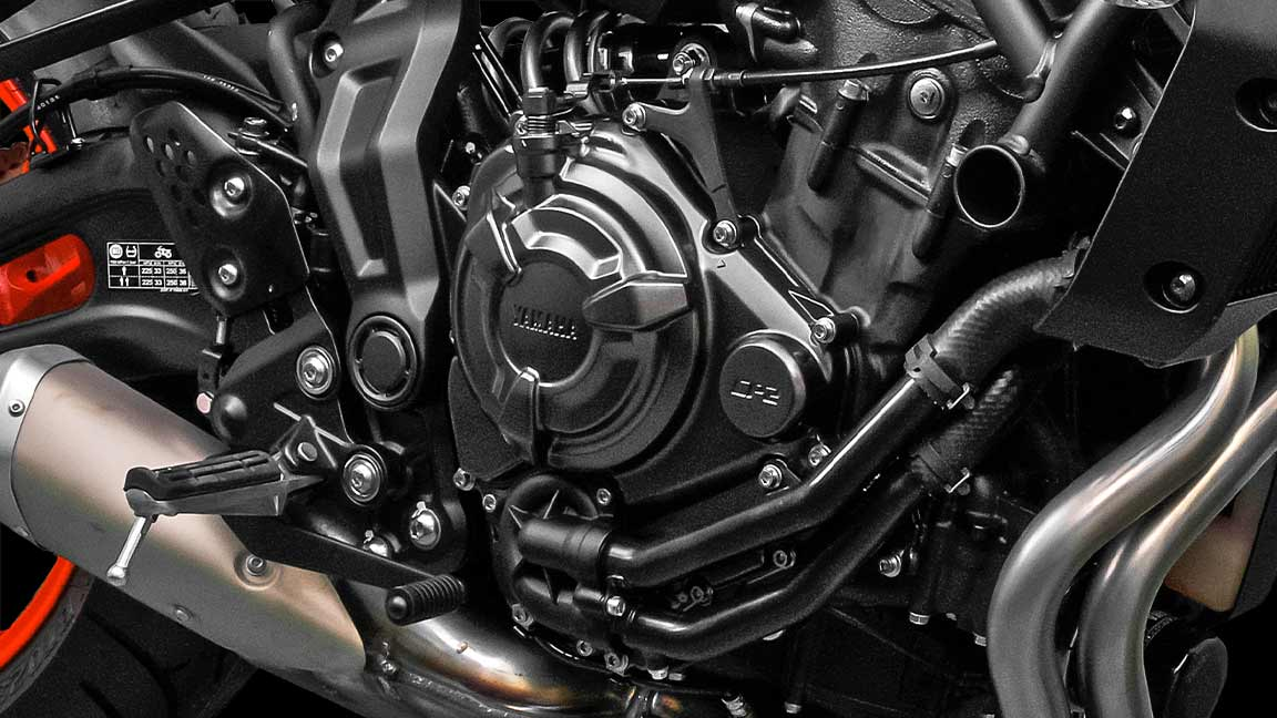 Yamaha MT-07 ABS 6