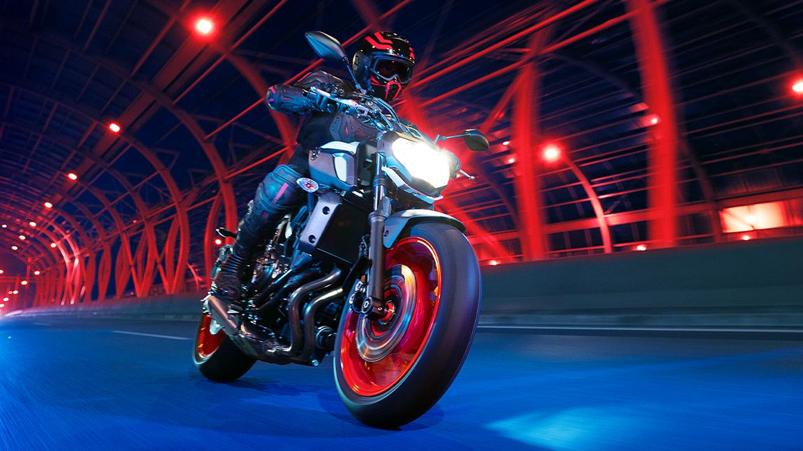 Yamaha MT-07 ABS 0