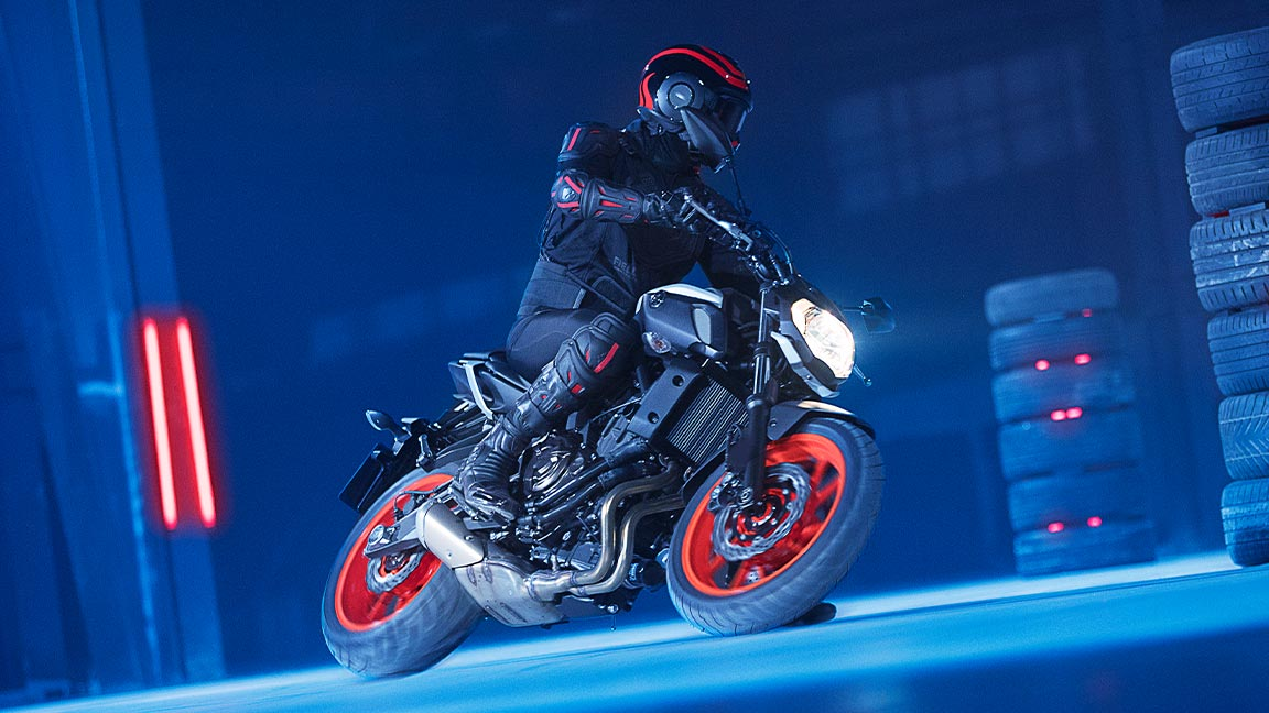 Yamaha MT-07 ABS 1